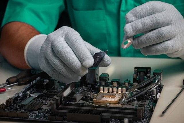 multi core cpu installation computer motherboard Custom