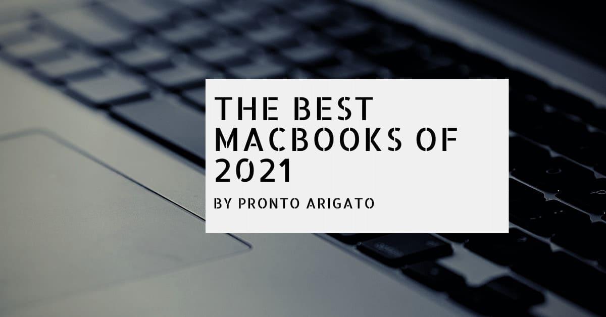 the best macbook of 2021