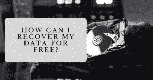 data recovery software free