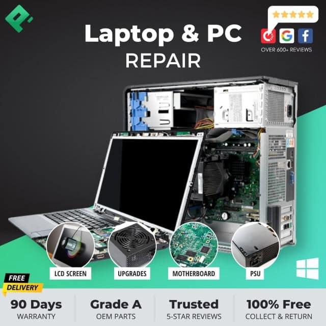 laptop repair pc