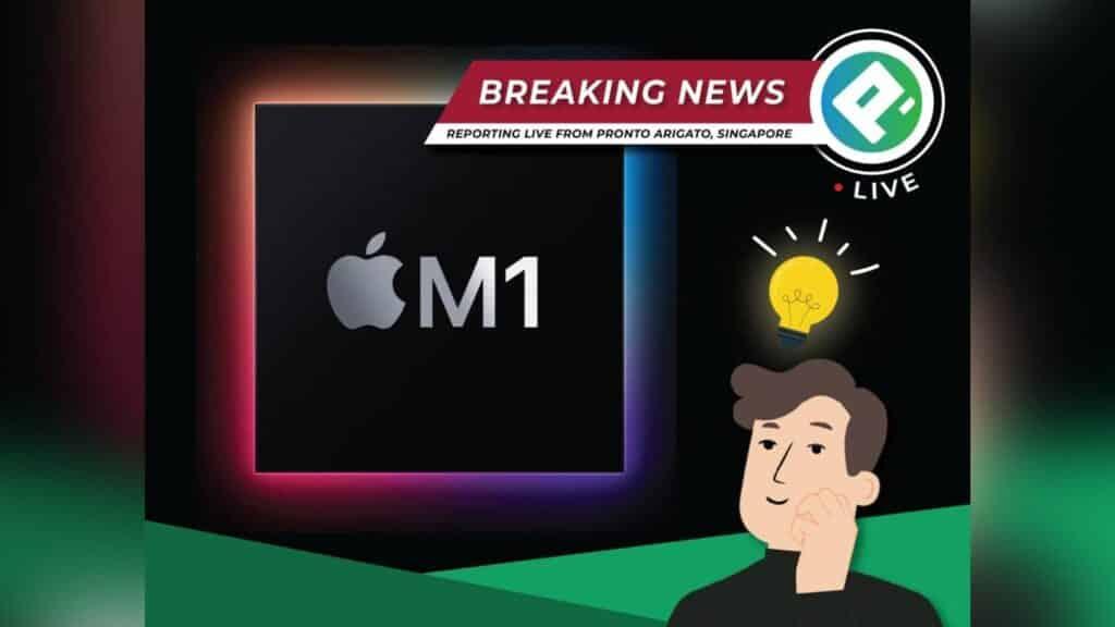apple m1 chip vs intel chip