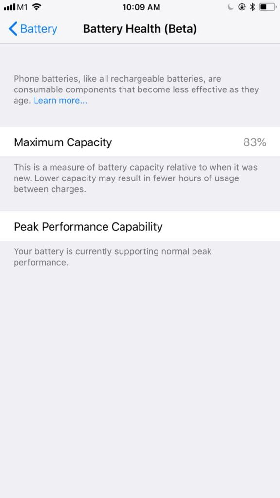 iphone battery 2