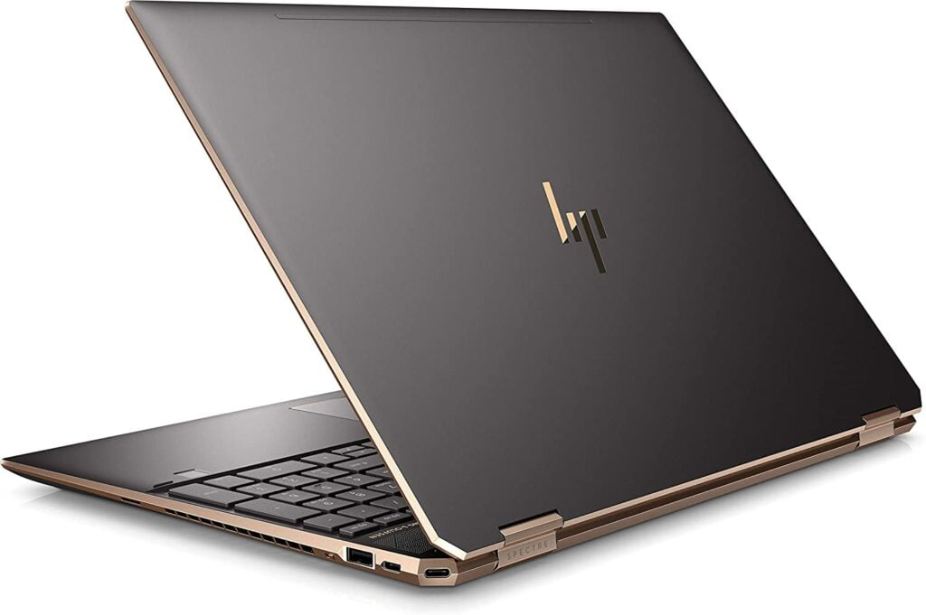 HP laptop in Singapore - 2