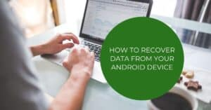 data recovery on android