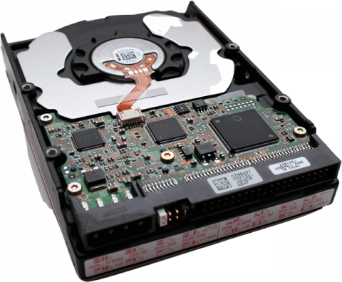 data Recovery HDD